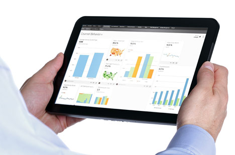 legal business intelligence dashboard